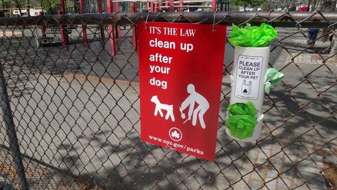 Pet Waste Bag Dispenser Rotten Apple